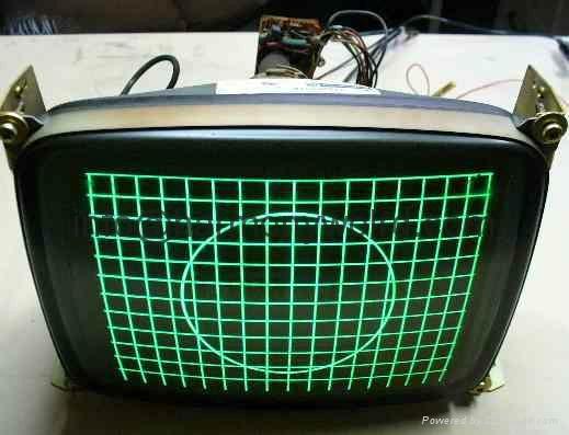 Replacement Monitor For MATSUSHITA CRT MONOCHROME & COLOR MONITOR  LCD upgrade 11