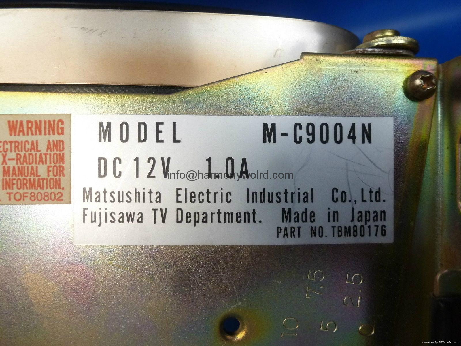 Replacement Monitor For MATSUSHITA CRT MONOCHROME & COLOR MONITOR  LCD upgrade 15