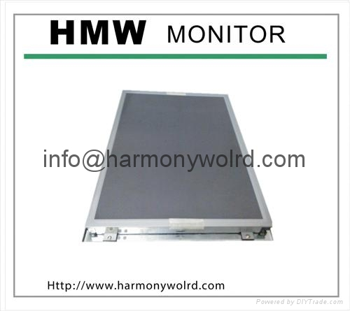 LCD Upgrade Replacement Monitor For old Monochrome CRT EGA/CGA Color CRT Monitor 4