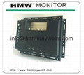 LCD Upgrade Replacement Monitor For old Monochrome CRT EGA/CGA Color CRT Monitor 8