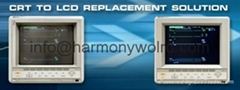 CRT To LCD Replacement Monitor for Medical Color and Grayscale CCTV Monitor