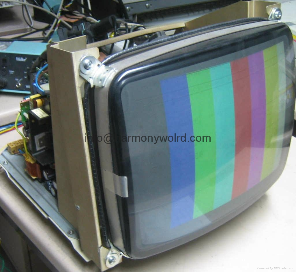 LCD Replacement Monitor For KME 5inch/9inch/12inch/14inch/15inch CRT Monitor  13