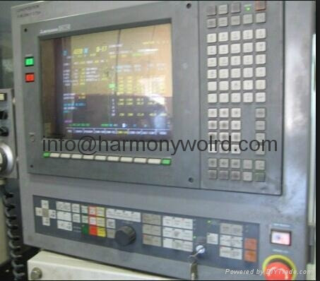 Replacement Monitor For Mitsubishi CNC Laser/EDM / CNC Machines Controller 6