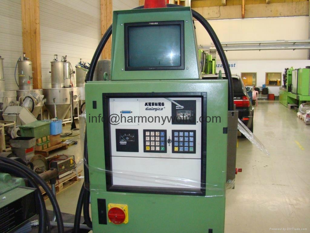 Industrial Upgrade monitor for Arburg Injection Machine Allrounder