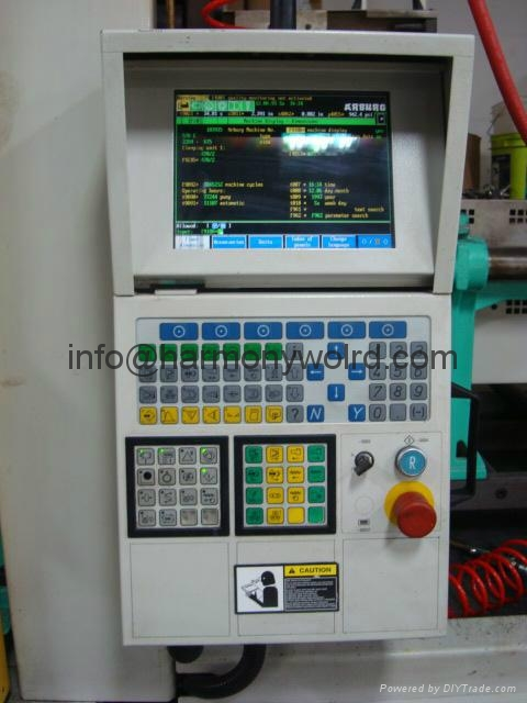 Industrial Upgrade monitor for Arburg Injection Machine Allrounder Dialogic 10