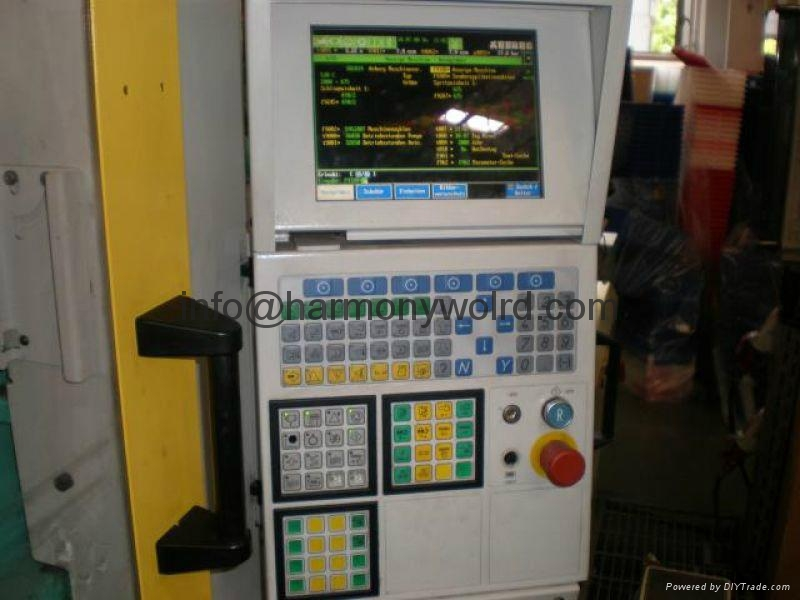 Industrial Upgrade monitor for Arburg Injection Machine Allrounder Dialogic 13