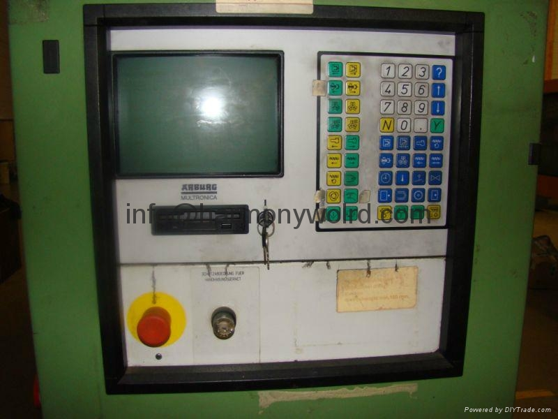 Industrial Upgrade monitor for Arburg Injection Machine Allrounder Dialogic 16