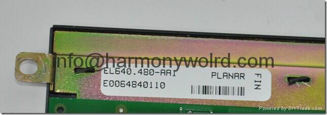 PLANAR  EL640.480-A3/A4/AM1/AA1/AF1/AG1/AM1/AM8/AM11/AM15/AD4  2