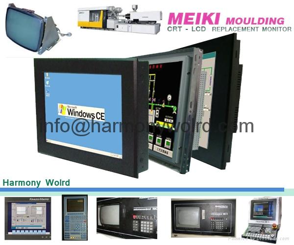 Injection Machine Parts Autojector/Niigata/Newbury/Meiki/Sanjo/Stork/Sumitomo 1