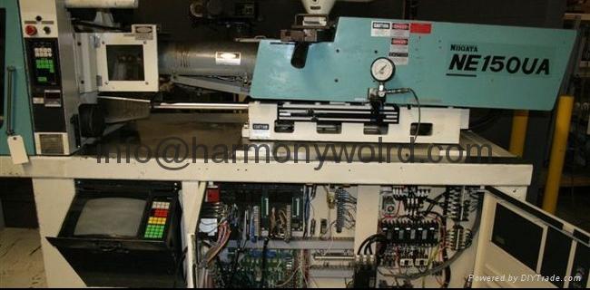 Injection Machine Parts Autojector/Niigata/Newbury/Meiki/Sanjo/Stork/Sumitomo 10