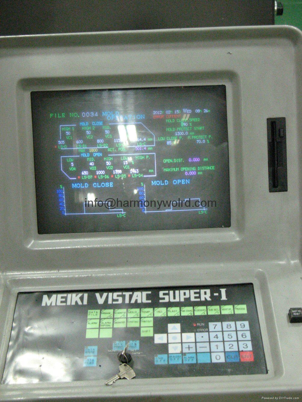 Injection Machine Parts Autojector/Niigata/Newbury/Meiki/Sanjo/Stork/Sumitomo 13
