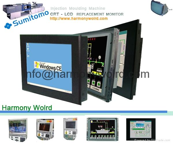 Injection Machine Parts Autojector/Niigata/Newbury/Meiki/Sanjo/Stork/Sumitomo 20