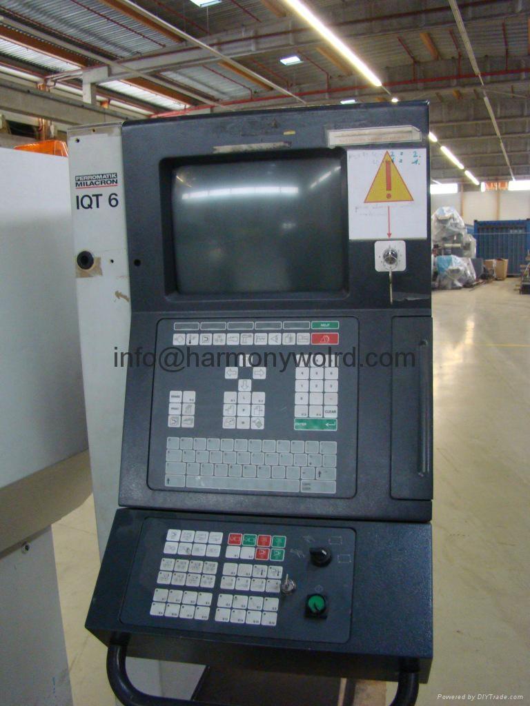 Display Replacement For Ferromatik Injection Machine Milacron/ Elektra/ K-Tec  13