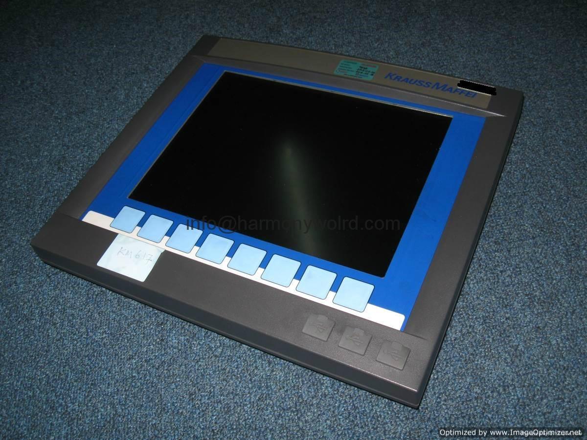 LCD DISPLAY & Parts For Krauss Maffei Injection Machines MC/MC2/MC3/3F/MC4/MC5 11