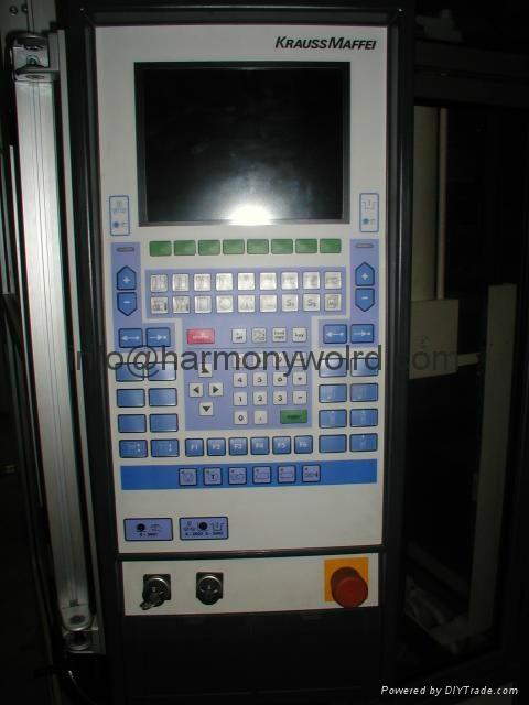 LCD DISPLAY & Parts For Krauss Maffei Injection Machines MC/MC2/MC3/3F/MC4/MC5 20