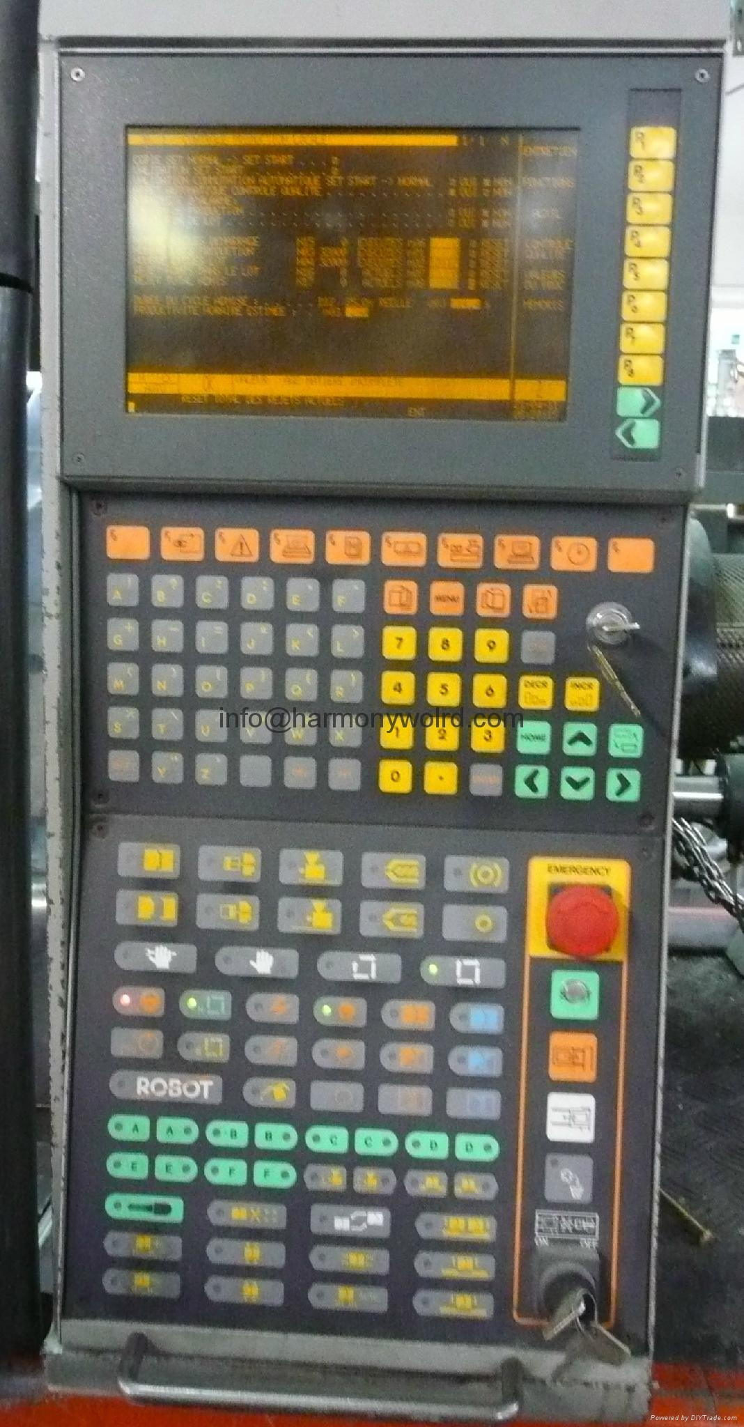 TFT Replacement Monitor For Sandretto CNC SERIE 7 Sef 90 Injection Machine 14