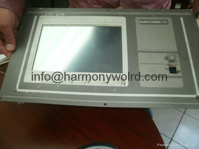 Monitor Display For Toshiba Injection Molding Machine injectvisor VL/V10/V21/V30 5