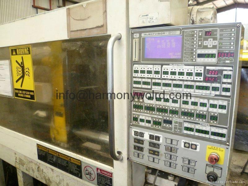 Monitor Display For Toshiba Injection Molding Machine injectvisor VL/V10/V21/V30 8