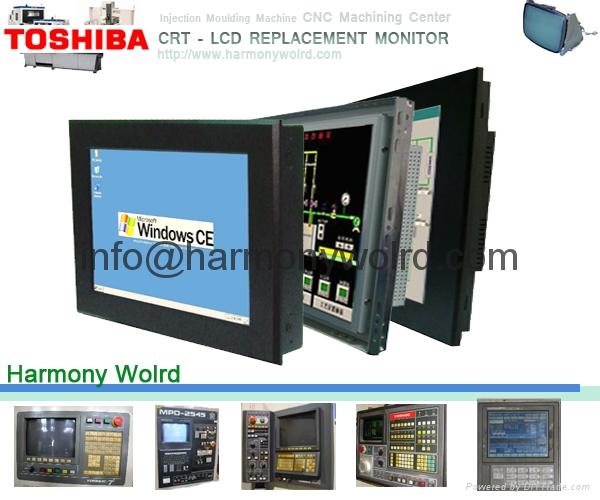 Monitor Display For Toshiba Injection Molding Machine injectvisor VL/V10/V21/V30 18