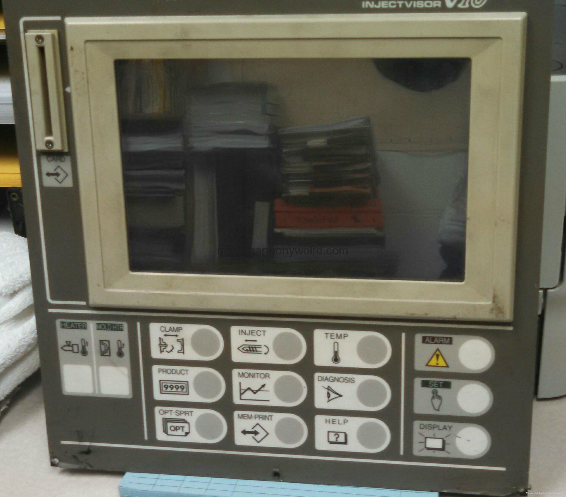 Monitor Display For Toshiba Injection Molding Machine injectvisor VL/V10/V21/V30 19