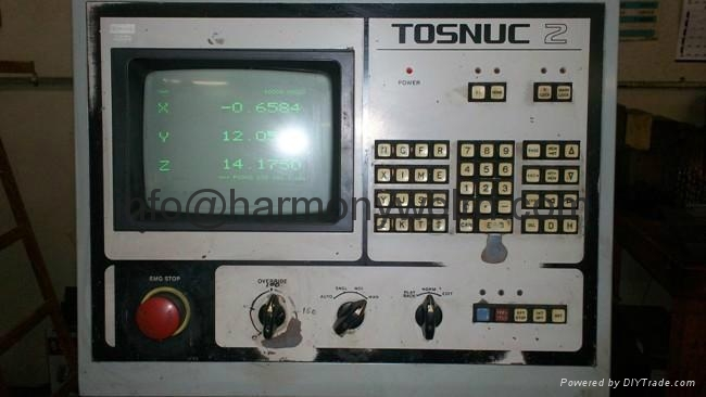 Replacement Monitor For Toshiba CNC Lathe/Mill Tosnuc CNC 500/600/777-2/888 Mach 15