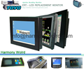 Replacement Monitor For Toyo Injection Machine Controller PLCS 6/9/10/11