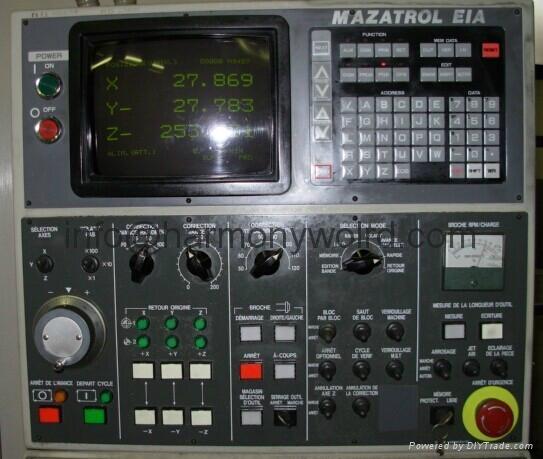 LCD Upgrade Replacement Monitor For Yamazaki Mazak CNC Machine Center 5