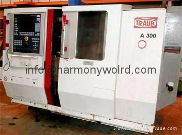 Replacement Monitor For Traub CNC Lathe TRAUB TX8 TND 400 TNM 42 6