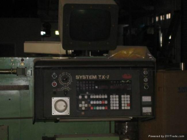 Replacement Monitor For Traub CNC Lathe TRAUB TX8 TND 400 TNM 42 10