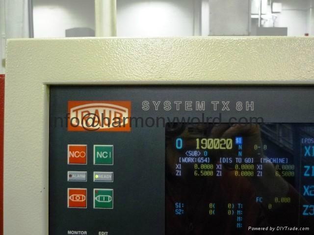 Replacement Monitor For Traub CNC Lathe TRAUB TX8 TND 400 TNM 42 13