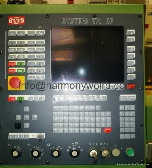 Replacement Monitor For Traub CNC Lathe TRAUB TX8 TND 400 TNM 42 17