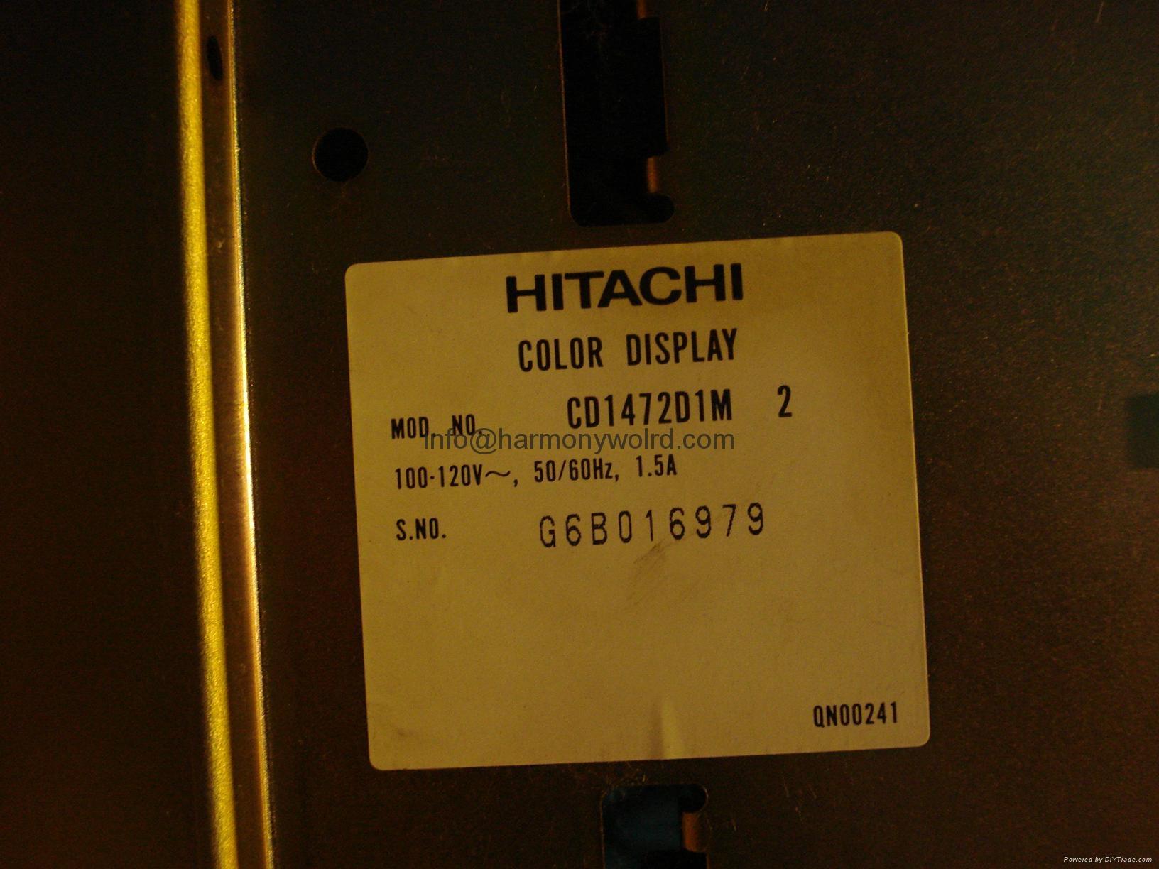 Replacement Monitor For Traub CNC Lathe TRAUB TX8 TND 400 TNM 42 18