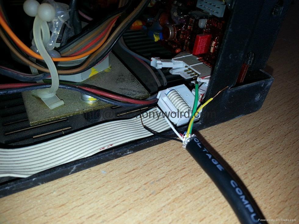 Monitor Display For Liebherr CNC Gear Machine Liebherr 41HC001 Liebherr  9