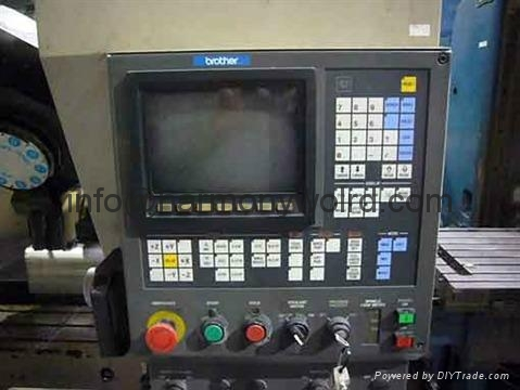 TFT Monitor For Brother VMC EDM Tappe TC-211/221/229/227/228/321/324N HS100/300  5