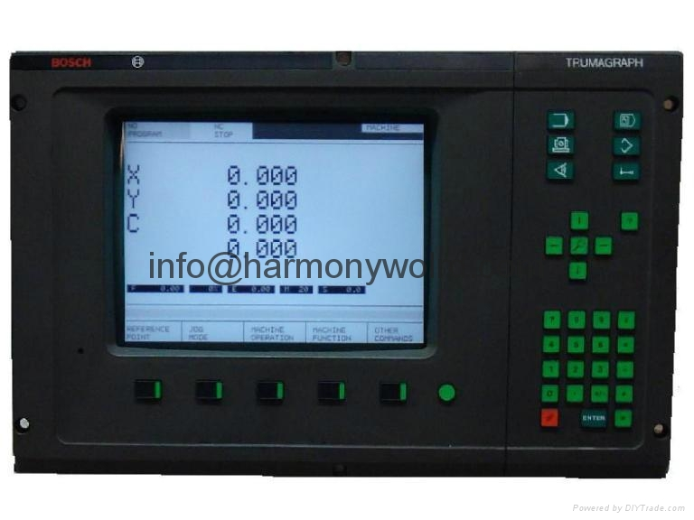 LCD Monitor For BOSCH CC 220 s BOSCH CC220 TRUMATIC Trumpf Trumagraph Punches 4
