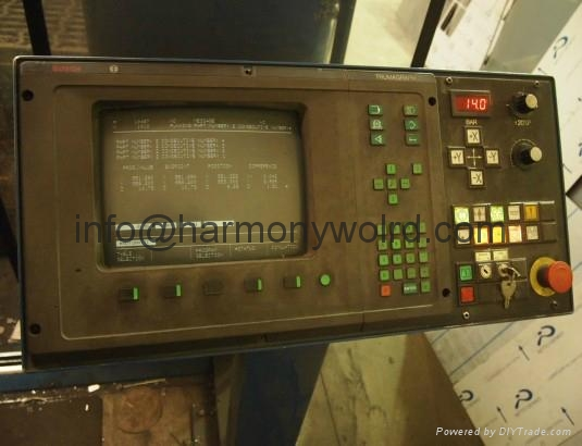 LCD Monitor For BOSCH CC 220 s BOSCH CC220 TRUMATIC Trumpf Trumagraph Punches 6