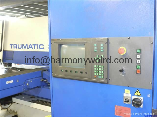 LCD Monitor For BOSCH CC 220 s BOSCH CC220 TRUMATIC Trumpf Trumagraph Punches 13