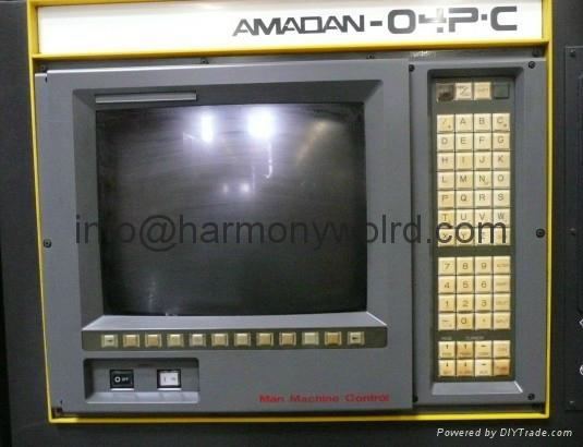 Replacement Monitor For Amada cnc Pressbrakes Operateur /Delem /NC-9F /Astro 7