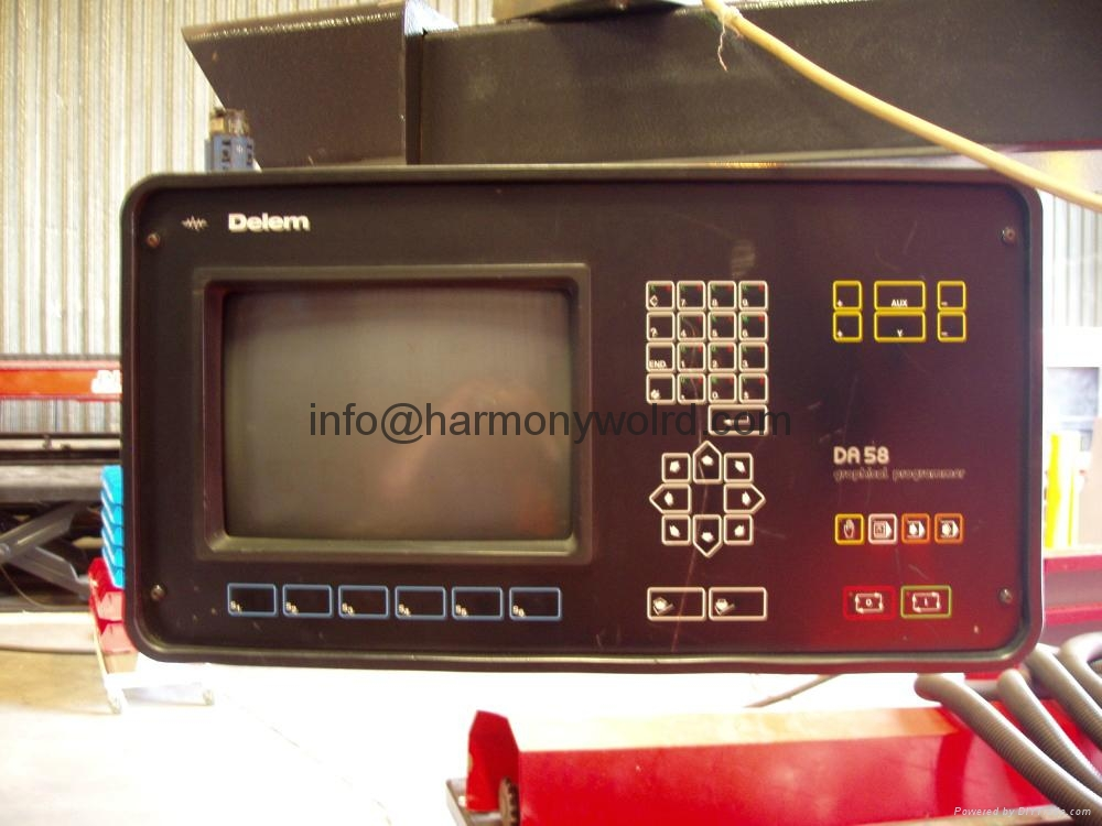 Replacement Monitor For Amada cnc Pressbrakes Operateur /Delem /NC-9F /Astro 11