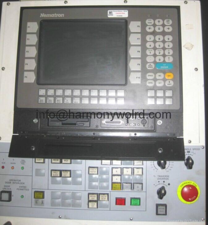 Replacement Monitor For CNC MAKINO Machine Center A51/A55/A-66/A71/A77/A81/A99  14