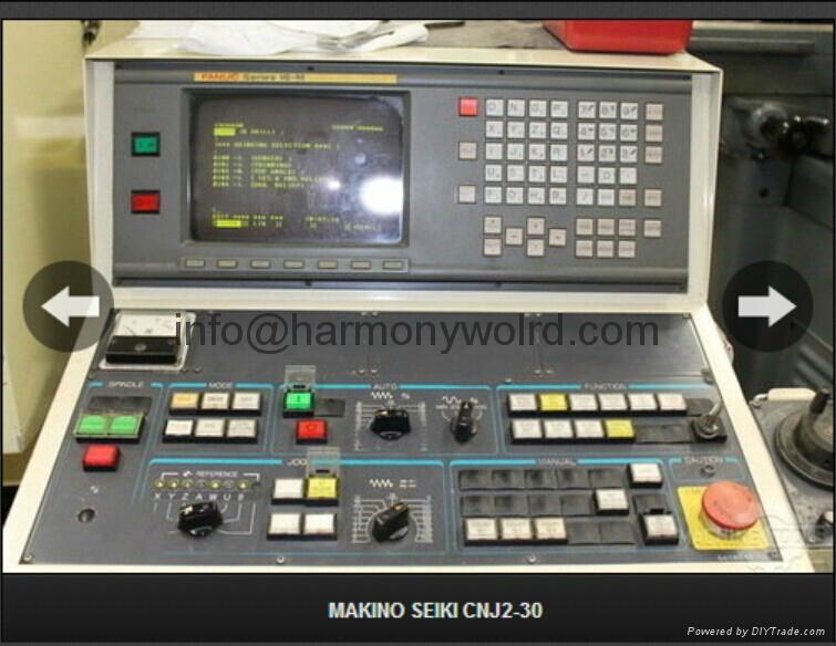 Replacement Monitor For CNC MAKINO Machine Center A51/A55/A-66/A71/A77/A81/A99  18