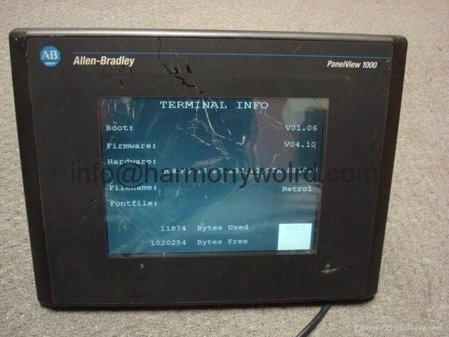 TFT Replacement Monitor For Pane  iew 900/1000e /1200/1200e/1400/1400E 8