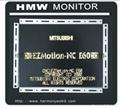 Replacement Monitor For Yaskawa Yasnac CNC ACGC LX/MX-1/2/3  i80/i80m/b J100M/J3 11