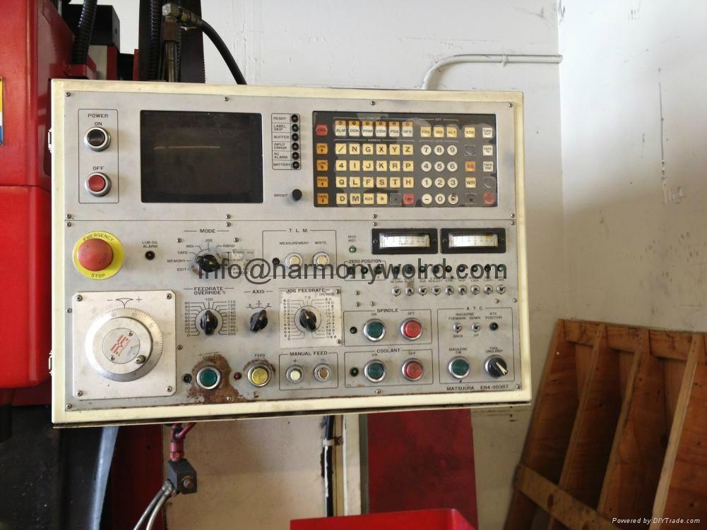 Replacement Monitor For Yaskawa Yasnac CNC ACGC LX/MX-1/2/3  i80/i80m/b J100M/J3 14