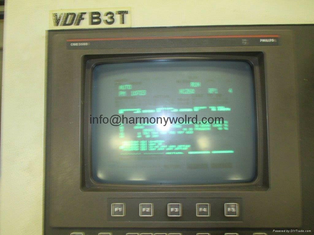 TFT Monitor For Maho Philips CNC 3000/3360/3460/5000 432-9/10 532 B1T/B2T/B3T 8