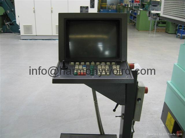 TFT Monitor For AgieTron Integral 2, 3, 4 AGIE AGIETRON INTEGRAL 2, 3 and 4 mach 13