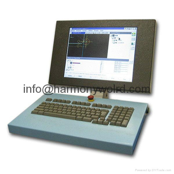 TFT Monitor For AgieTron Integral 2, 3, 4 AGIE AGIETRON INTEGRAL 2, 3 and 4 mach 18