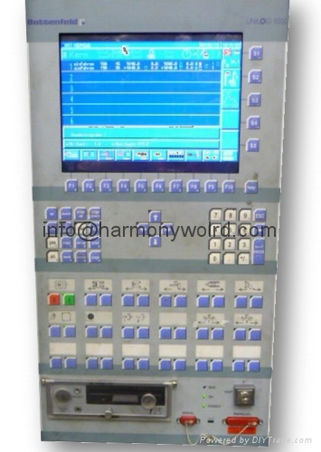 10.4″ colour LCD replacement for Battenfeld Unilog 9000 1