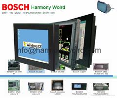 8.4″ monochrome TFT LCD For CC100M CC100T CC120M Bosch 9″ monochrome CRT