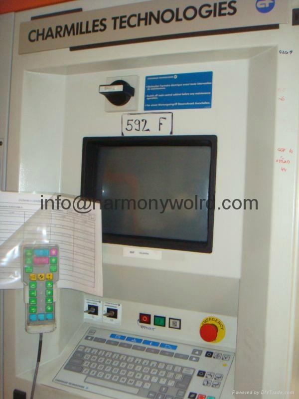 TFT Monitor For Roboform 30, 31, 35 Charmilles Roboform or Robofil 14″ CRT 15